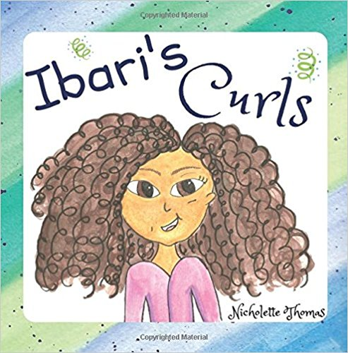 Ibari's Curls - Black Butterfly Beautiful