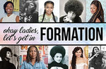 Past Box Ok Ladies, Let's Get In Formation July 2017 - Black Butterfly Beautiful