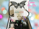 Past Box -   I Put A Spell On You October 2017 - Black Butterfly Beautiful