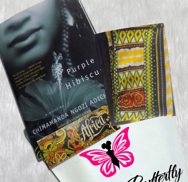 ButterflyTEENS Monthly Mini Mailer - Black Butterfly Beautiful