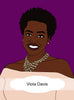 Melanated Monarchs Flashcards - Black Butterfly Beautiful