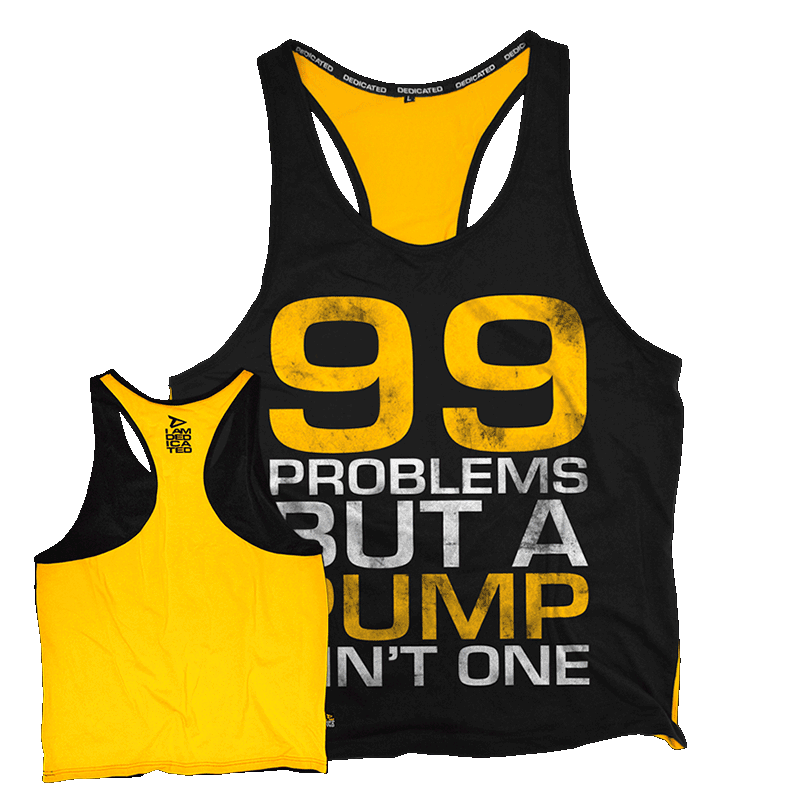 Dedicated Stringer (Yellow Back) 99 Problems