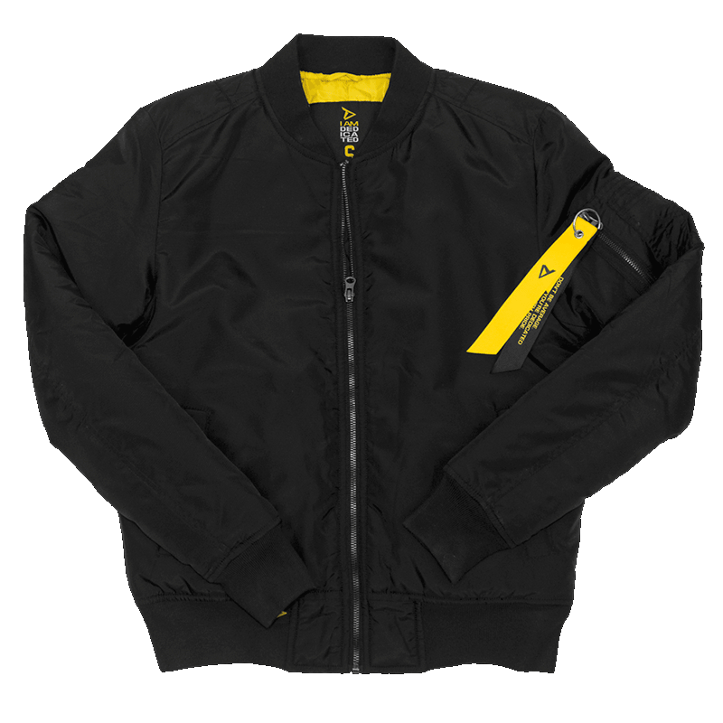 Dedictated Bomber Jacket front view
