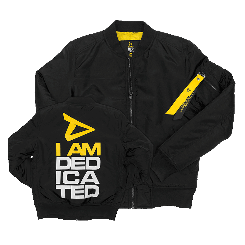 Bomber Jacket by Dedicated Nutrition
