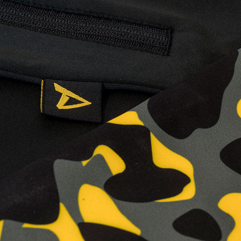 Dedicated Nutrition Lux Pants Camo detail