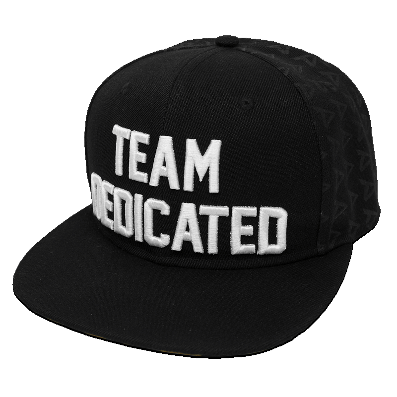 Snapback Cap - Team Dedicated