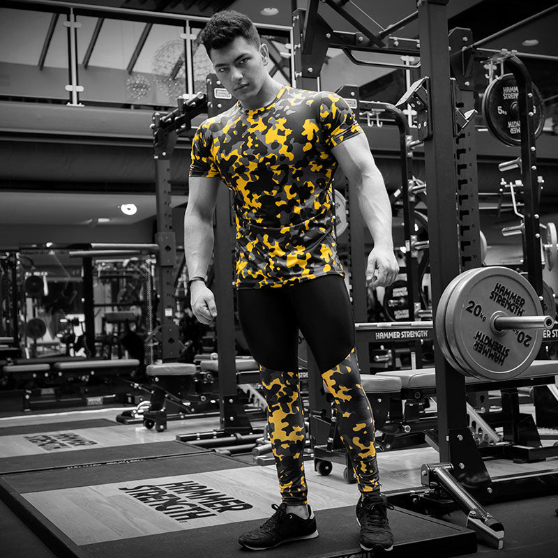 Dedicated Dry-Fit Camo T-Shirt