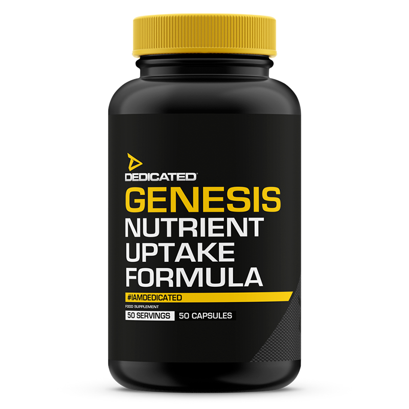Dedicated Genesis Nutrient Uptake Formula