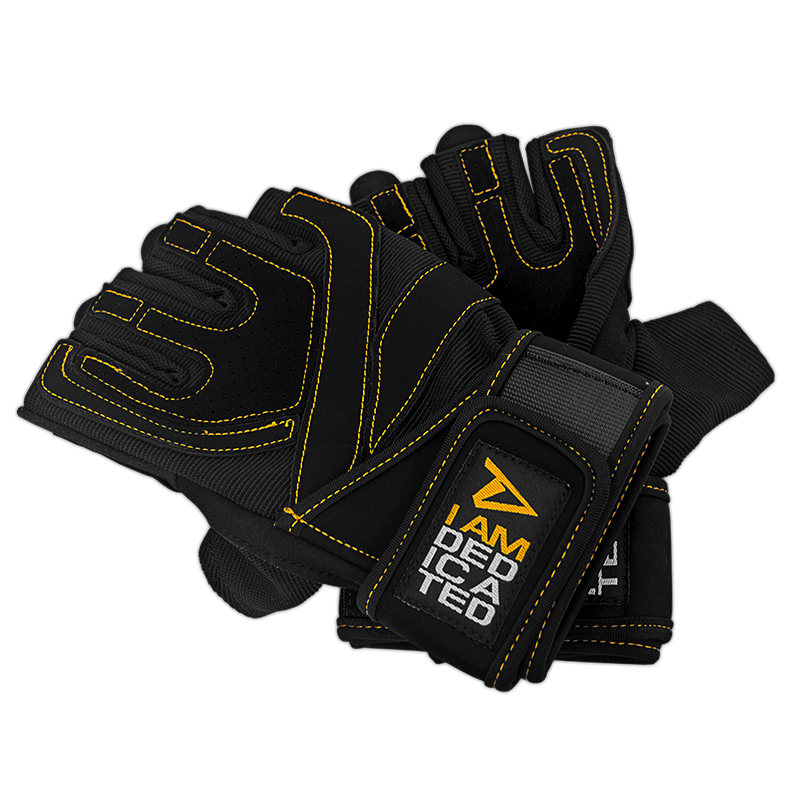 Dedicated Lifting Gloves with Octo-Grip