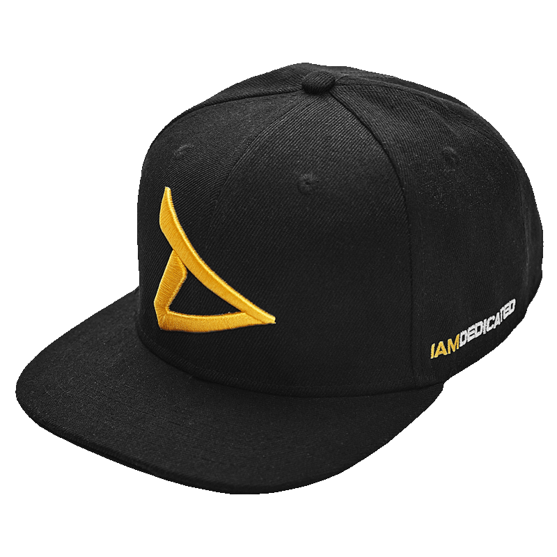 Logo Cap Dedicated
