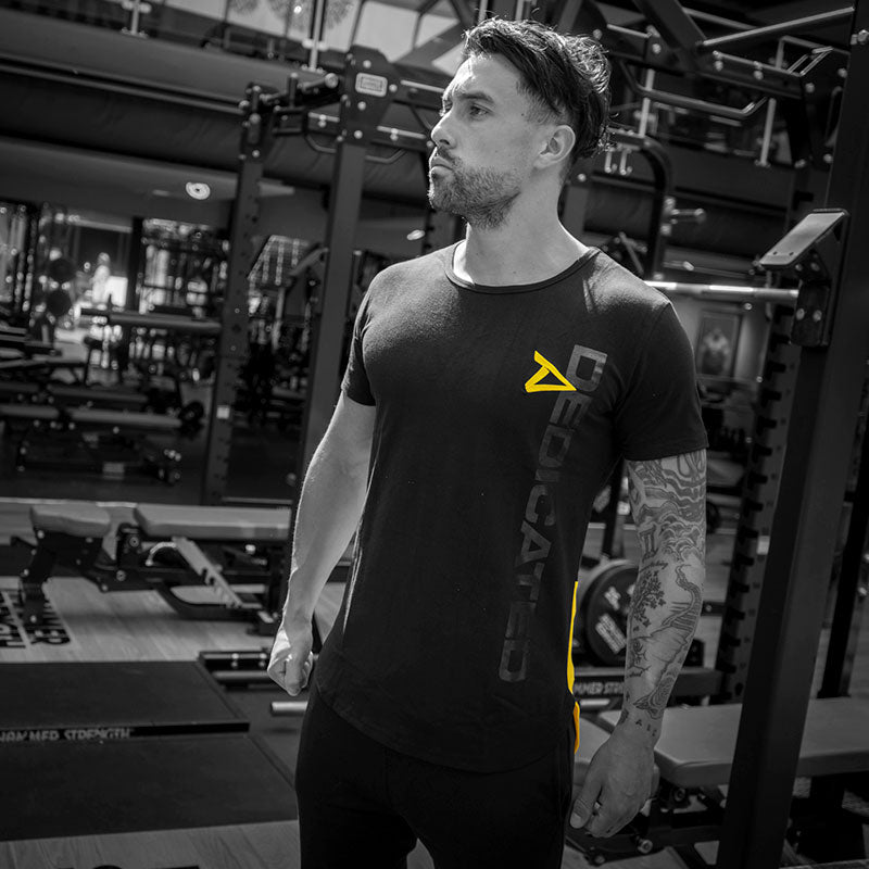 Long Fit T-Shirt by Dedicated Nutrition