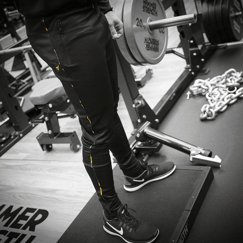 Dedicated Nutrition Lux Pants Black