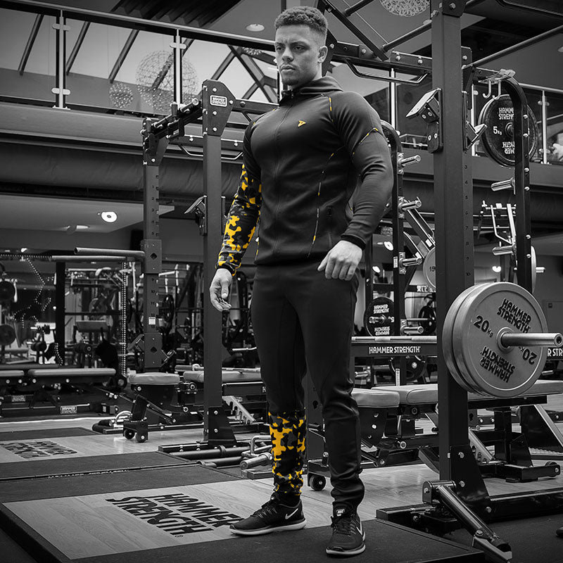 Dedicated Nutrition Lux Tracksuit Camo