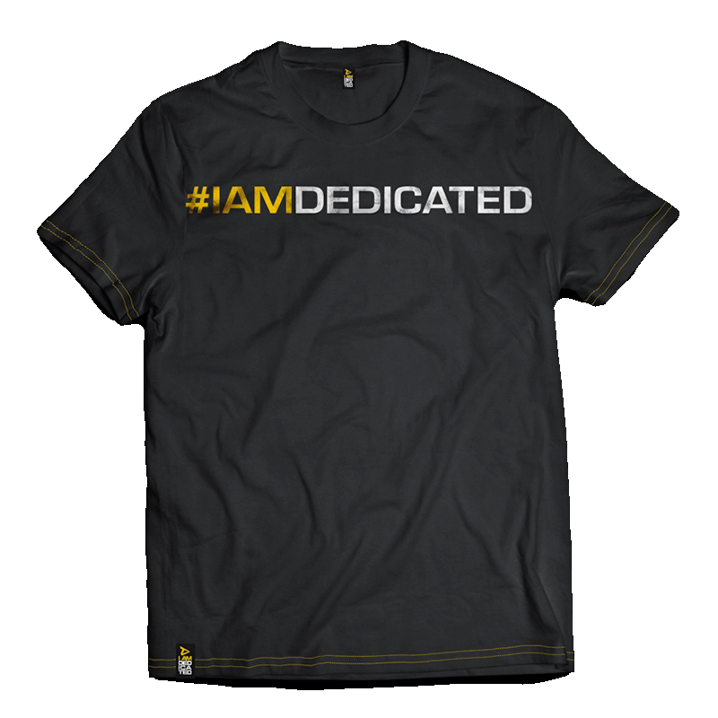 Dedicated T-Shirt Make It F#cking Happen