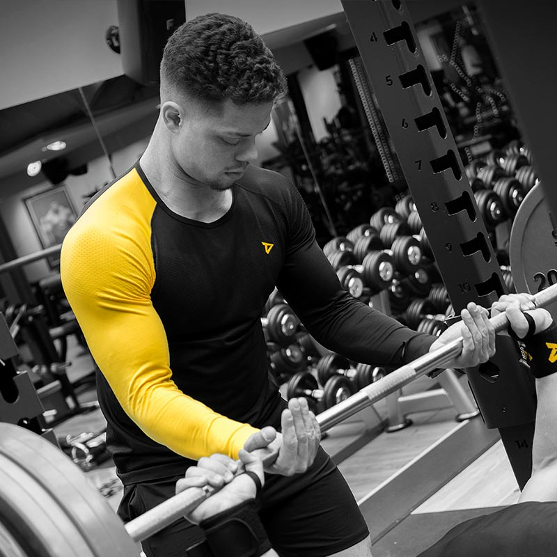 Seamless Longsleeve by Dedicated Nutrition
