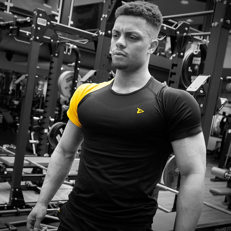 Seamless T-Shirt by Dedicated Nutrition