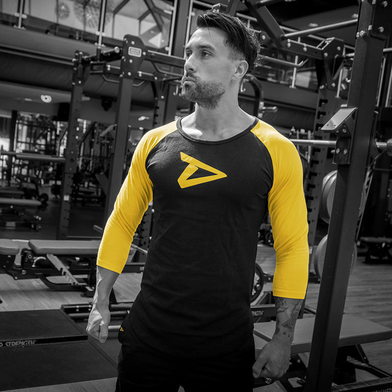 3/4 Raglan Sleeve by Dedicated Nutrition