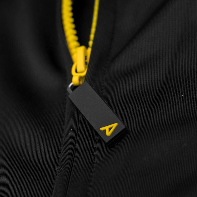 Dedicated logo on zipper tag Vintage Tracksuit