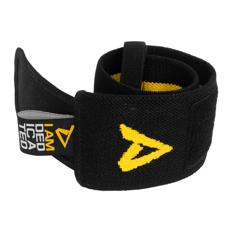 Wrist Wraps by Dedicated Nutrition