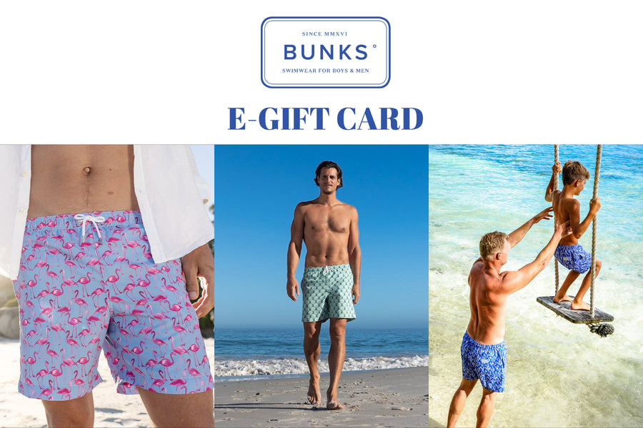 GIVE A BUNKS E-GIFT CARD