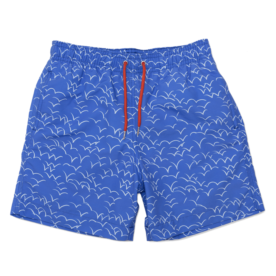 Unda Seagulls Swim Shorts freeshipping - BUNKS | Swimming Shorts For Boys & Men