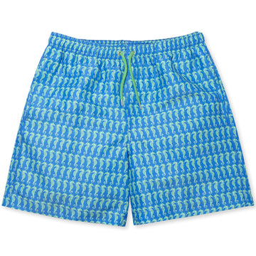 Seahorses Swim Shorts - BUNKS | Swimming Shorts For Boys & Men