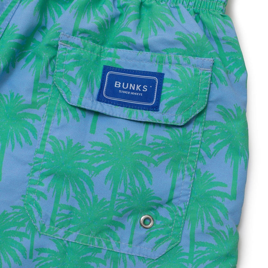 The Palms Swim Shorts - BUNKS | Swimming Shorts For Boys & Men