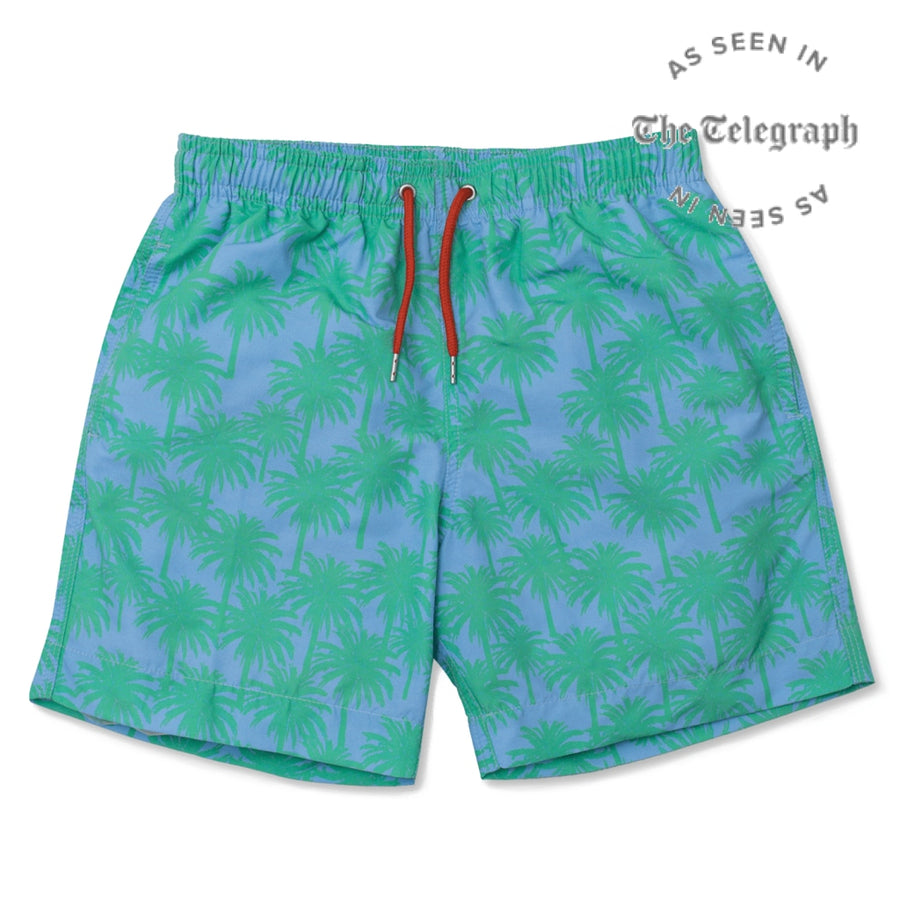 The Palms Swim Shorts freeshipping - BUNKS | Swimming Shorts For Boys & Men