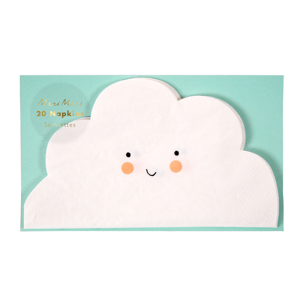 Cloud Napkins (Pack of 20)