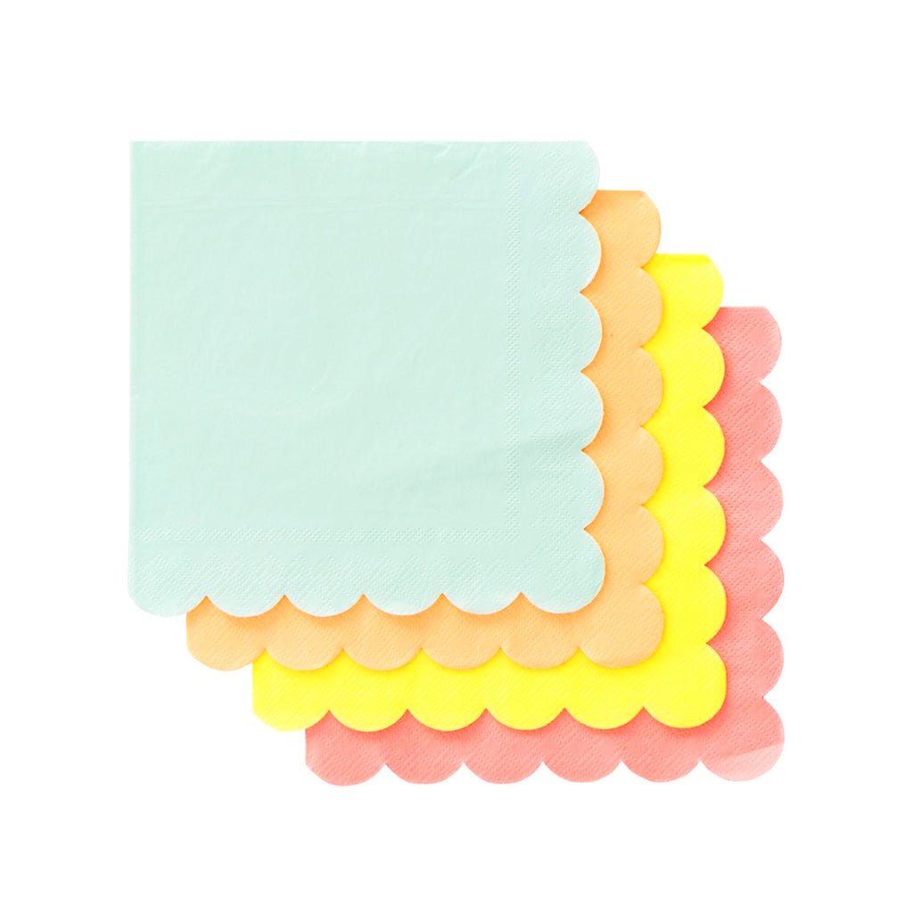 Neon Napkins (Pack of 20)