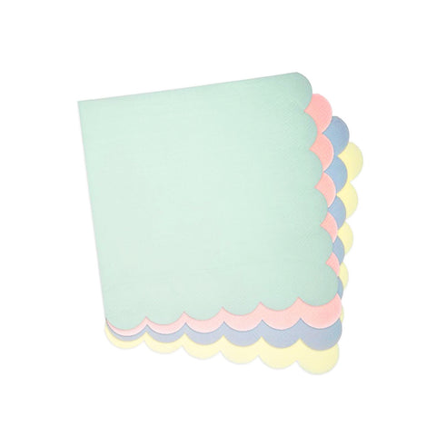 Pastel Napkins (Pack of 20)