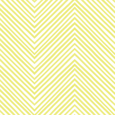 Neon Yellow Wrapping Paper