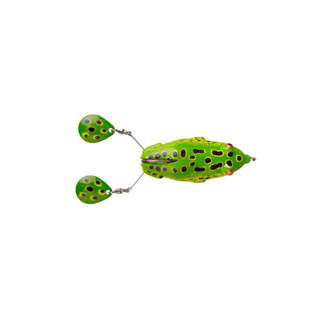 Savage Gear 3D Spin Kick Frog 15cm