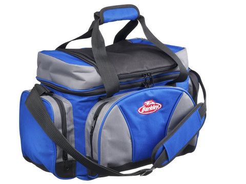 Berkley System Bag L Blue-Grey-Black