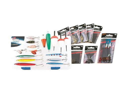 Kinetic Allround Fishing Kit