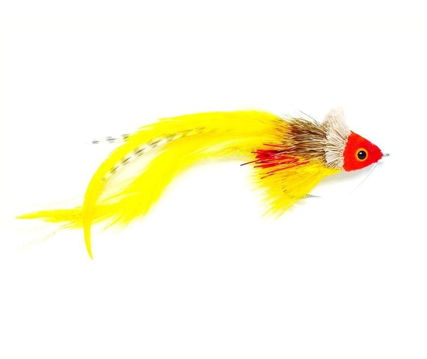 Fulling Mill Swimming Red and Yellow Fly