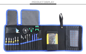 Ultimate Professional Toolkit, 41 in 1, Handy for All Mobile and Gaming Repairs