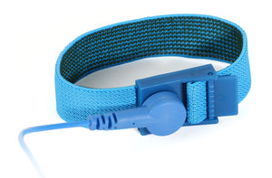 Anti Static ESD Safe Wrist Strap, Grounding Wristband For Electronic Repair