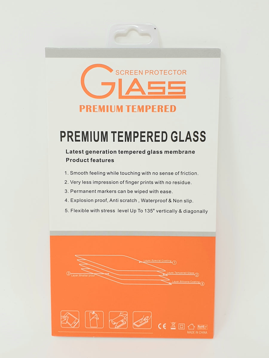 iPhone 7 Professional Retail Package Tempered Glass