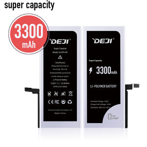 iPhone 6 Plus Battery Replacement, Super Capacity, 3300mAh