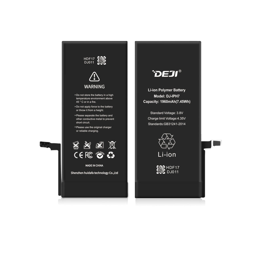 iPhone 7 Battery Replacement, Li-ion Polymer, Capacity 1960mAh (7.45Wh)
