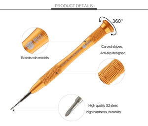 Precision Screwdrivers for Mobile Phones, Gaming Devices, Tablets & More