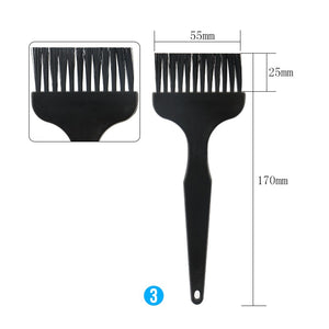8 Piece Anti-static Brush Set For PCB, Keyboard, Mobiles, ESD Safe Cleaning Tool Brush For Electronic Components