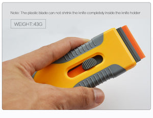 LCD Glue Remover Scraper for Mobile Phone Tablet Screen, Paint Scraping Tool