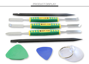 Professional Metal Pry Spudger Opening Tools Set For Mobile Devices & Tablets