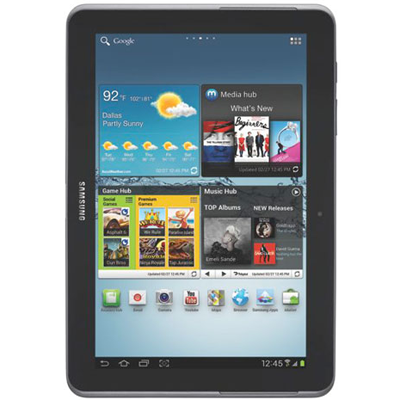 Samsung Galaxy Tab 2 10.1 Repair