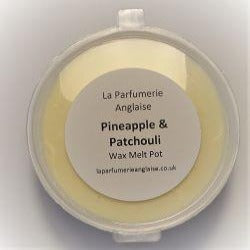 Pineapple & Patchouli Wax Melt