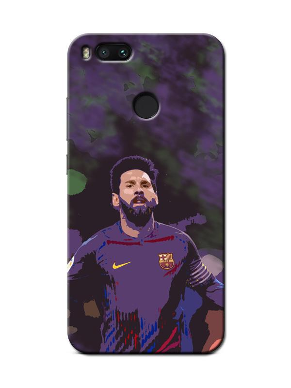 86e678dba94 Leo Messi 10 Barcelona Football Club Argentina Minimal Designer 3D Matte  Finish Mobile Back cover for