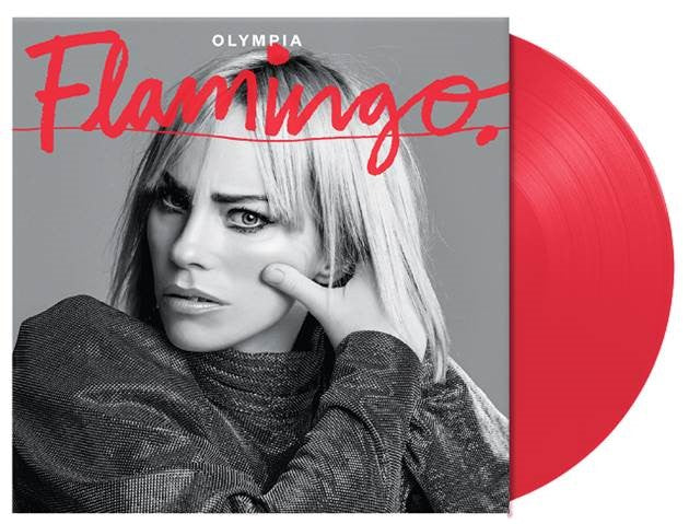Olympia - Flamingo (Limited Red Heavyweight Gatefold LP) [PRE-ORDER]