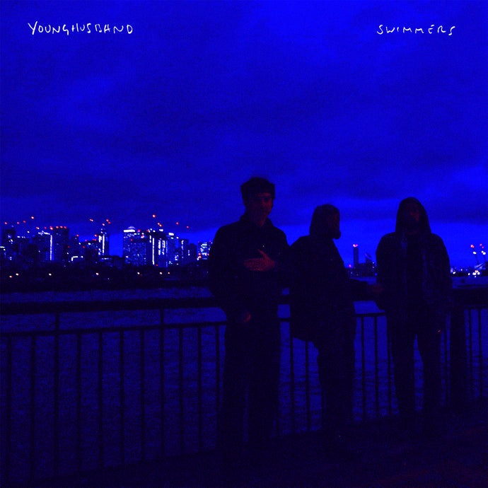 [PRE-ORDER] Younghusband - Swimmers (LP Limited Transparent Blue)